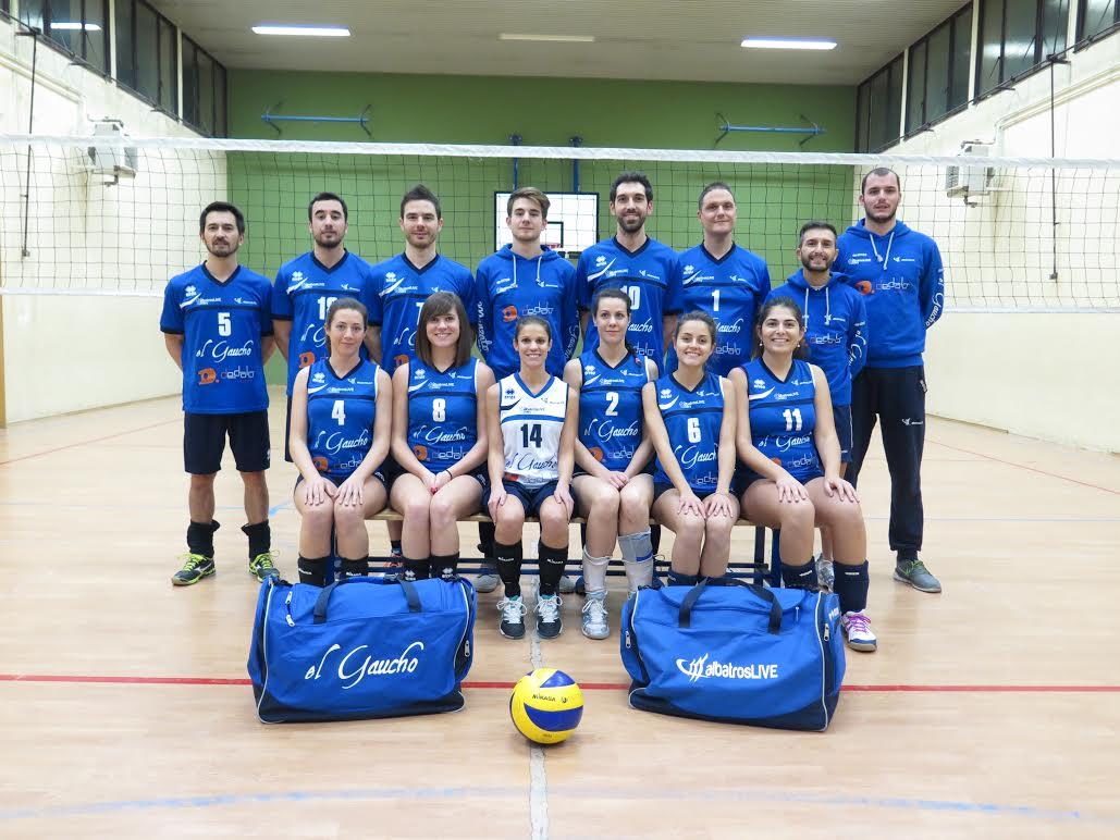El Gaucho albatrosLIVE volley